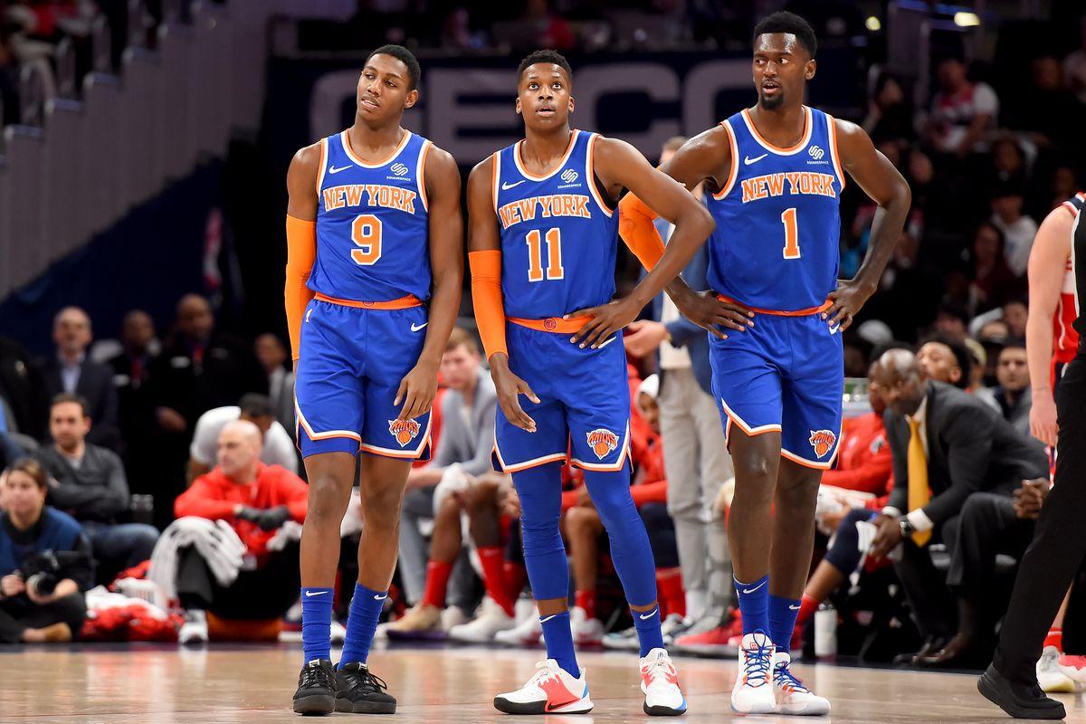بسکتبال NBA-نیویورک نیکس-nba basketball-New York Knicks