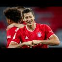 تصویر lewandowski Bayern