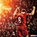 تصویر عاشق کاپیتان سرخ