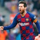 تصویر Goat Messi