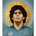 تصویر Football God