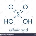 تصویر سولفوریک اسید