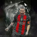 تصویر King Messi 10