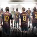تصویر Barca فن