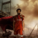 تصویر salah Liverpool god