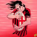 تصویر vahid 7 AC Milan
