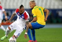 برزیل / شیلی / Chile / Brazil
