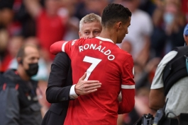 منچستریونایتد / لیگ برتر / پرتغال / Manchester United / Old Trafford / Premier League