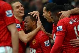 منچستریونایتد / لیگ برتر / شیاطین سرخ / Premier League / Manchester United