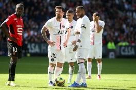 پاری سن ژرمن / فرانسه / لیگ یک / Ligue 1 / France / PSG