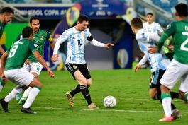آرژانتین و بولیوی