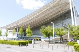 المپیک توکیو؛ سالن کشتی ماکوهاری | گزارش تصویری