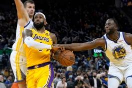 بسکتبال NBA / لس آنجلس لیکرز