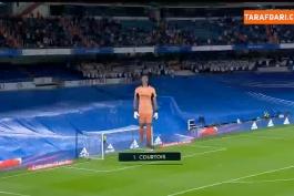 خلاصه بازی رئال مادرید 0-0 ویارئال (لالیگا - 2021/22)