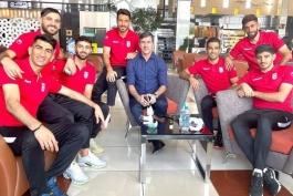 ورزشکاران ایران در شبکه های اجتماعی؛ 27 بهمن