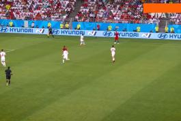 گل تماشایی ریکاردو کوارشما به ایران از تمام زاویه ها (جام جهانی 2018) / فیلم