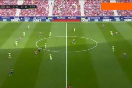 خلاصه بازی اتلتیکو مادرید 0-0 اتلتیک بیلبائو (لالیگا - 2021/22)