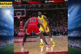 لس آنجلس لیکرز / ان بی ای / بسکتبال / NBA / los angeles lakers