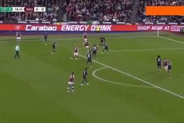 خلاصه بازی وست هم (5) 0-0 (3) منچسترسیتی (لیگ کاپ انگلیس - 2021/22)