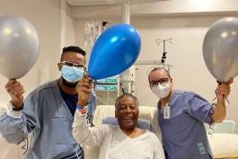 برزیل/سانتوس/پله بیمارستان