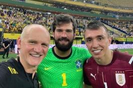 برزیل/اروگوئه/دروازه بان های فوتبال