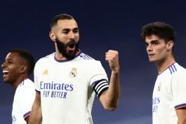 رئال مادرید 3-1 مایورکا؛ نیمه اول