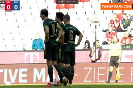بایرن مونیخ - بنفیکا - لیگ قهرمانان اروپا - bayern munchen - benfica