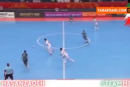 جام جهانی فوتسال 2021