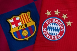 بارسلونا و بایرن مونیخ