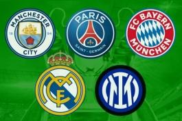 سرنوشت پنج لیگ معتبر اروپایی در فصل 22-2021 از نگاه CIES