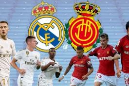 رسمی؛ ترکیب تیم های رئال مادرید و مایورکا
