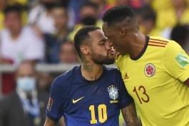 برزیل / کلمبیا