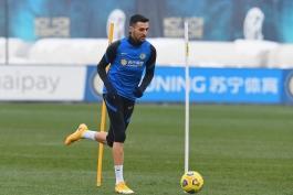 اینتر/هافبک اروگوئه ای/Inter/Uruguay Midfielder