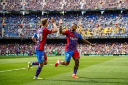 بارسلونا / ختافه