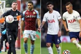 بازیکنان آرژانتینی شاغل در لیگ برتر انگلیس، از اردوی تیم ملی مرخص شدند