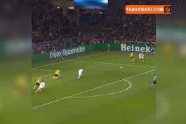 پیروزی 8-4 دورتموند مقابل لژیا ورشو در لیگ قهرمانان اروپا (2016/11/22) / ویدیو