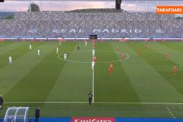 خلاصه بازی رئال مادرید 2-2 سویا (لالیگا اسپانیا - 2020/21)