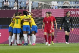 فوتبال زنان المپیک؛ مروری بر دیدارهای مرحله یک چهارم نهایی