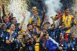 جام جهانی 2018 - فرانسه