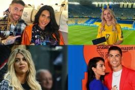 همسر فوتبالیستها