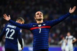مهاجم تیم ملی فرانسه