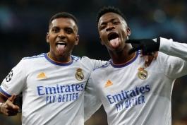 رئال مادرید / لیگ قهرمانان اروپا / Real Madrid / UCL