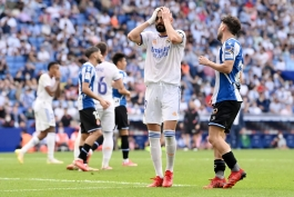 رئال مادرید / اسپانیا / لالیگا / Laliga / Real Madrid / Spain