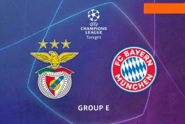 خلاصه بازی بنفیکا 0-4 بایرن مونیخ (لیگ قهرمانان اروپا - 2021/22)