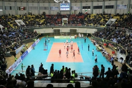 والیبال جام ملت های آسیا