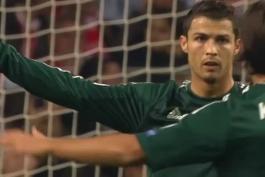 🔥 صفحه رسمی یوفا ; در سال 2012 در چنین روزی کریستیانو مقابل آژاکس در آمستردام هتریک کرد