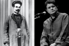"""تصنیف دشتی """"مرا رها کن"""" استاد شجریان،  اجرا روی شاهکار استاد سید علی اصغر کردستانی"""