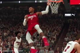 NBA 2K20؛بازی ای فوقالعاده در صنعت بازی های ورزشی