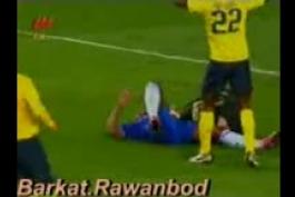 شب مرگ فوتبال با گزارش عادل فردوسی پور