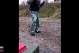 رقص سربازها در کشورهای مختلف